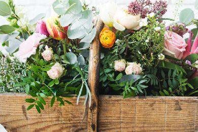 Çiçek Ürünleri