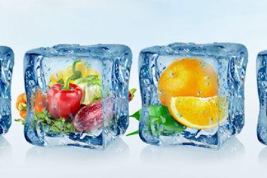 Dondurulmuş Gıda