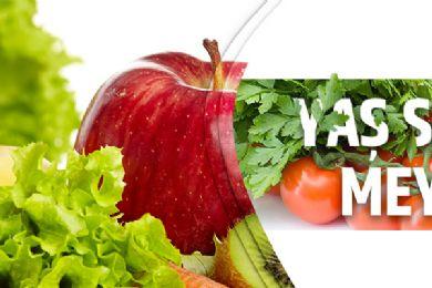 Yaş Sebze ve Meyve