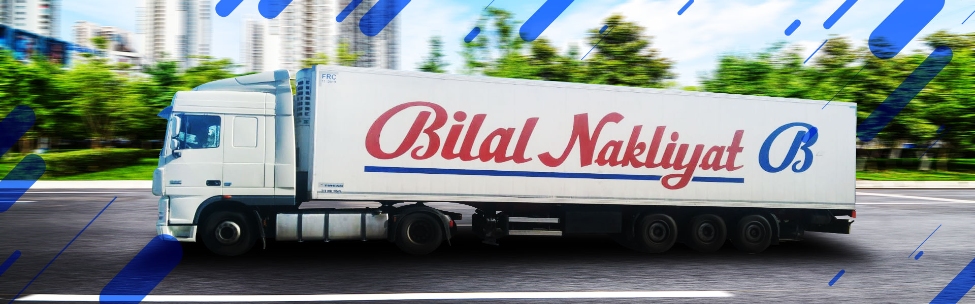 Bilal Nakliyat | Express Transportation Services